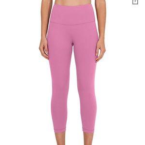 high waisted capri leggings